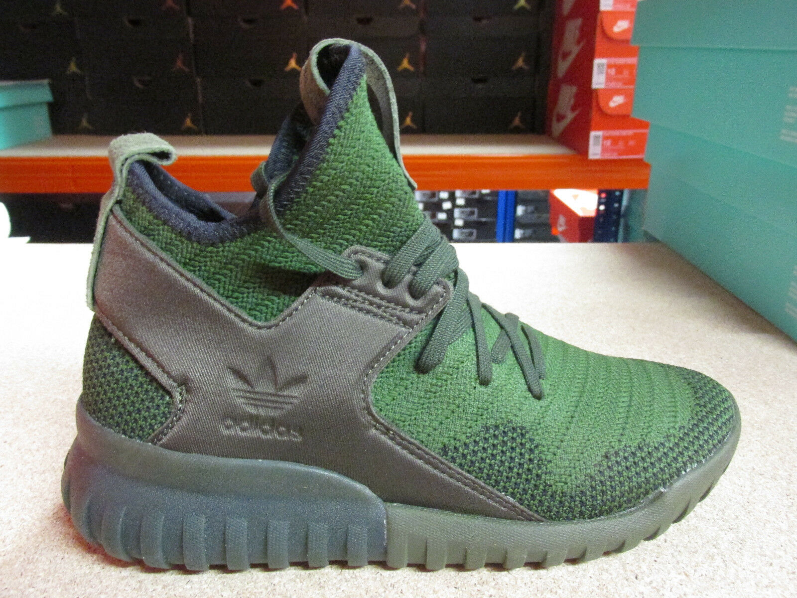 Adidas Originals Tubular X PK  Herren S76713 Hi Top Schuhes Trainers Sneakers Schuhes Top ec5c59