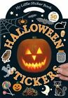 My Little Halloween Sticker Book by Roger Priddy (Paperback, 2010)
