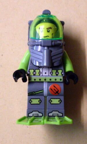 Lego Atlantis Diver 1 Axel Figur Figuren Taucher Neu