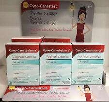GYNO-CANESBALANCE GEL 7 flaconcini