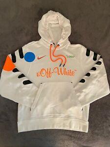 NikeLab x Off-White Mercurial NRG X Hoodie White Size ...