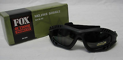 Marine MARPAT CAMO NEW  Military Tactical Mojave Shatterproof UV rated GOGGLES