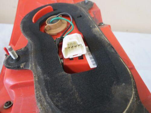 Infiniti 07-08 g35 09-10 g37 SEDAN Tail Light Lens Lamp Left DRIVER Side OEM