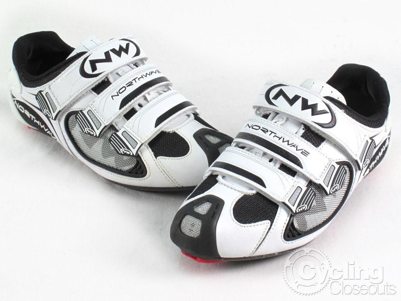 NORTHWAVE AERLITE 3 Zapatos de de de ciclismo de carretera de carbono 8.5 41 d36cc7