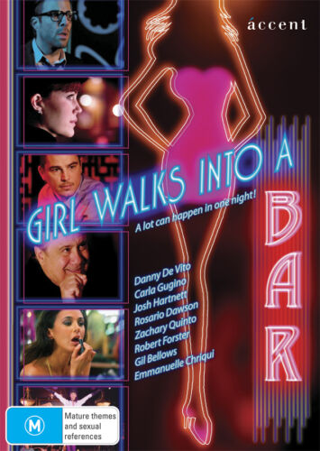 1 of 1 - Girl Walks Into A Bar (DVD) - ACC0233