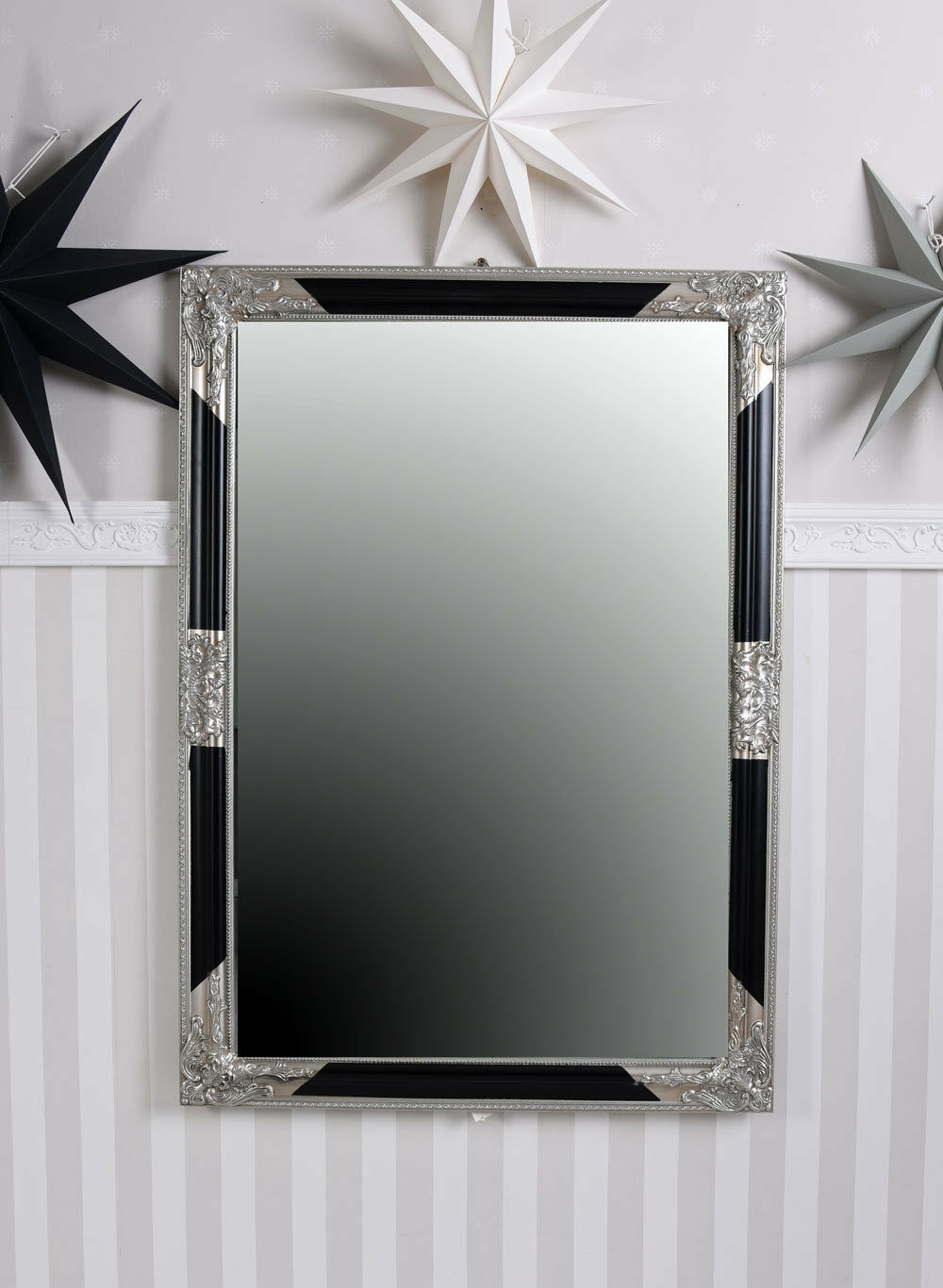 Miroir Mural XXL Miroir Baroque Miroir Mural Miroir Déco Trumeau Miroir Ancien