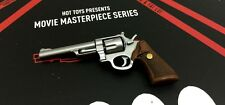 Hot Toys 1/6 Scale MMS238 Terminator T800 Battle Damaged REVOLVER Gun Pistol