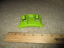 Fisher Price Action hiking camping walking belt clip hook holder part green part