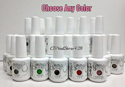 Harmony Gelish Soak-Off - Choose Any Color from SERIES 2