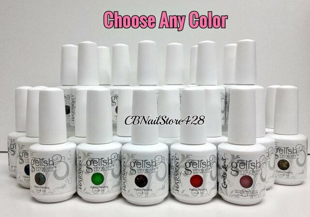 Harmony Gelish Soak-Off GEL Polish- Choose Any Color from SERIES 1
