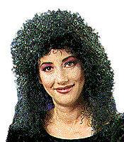 Curly Wig Disco Queen 1970/'s Wigs Sat Night Fever Disco Seventies Wig Colors
