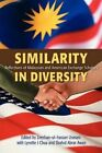 Similarity in Diversity Reflections of Malaysian and American Exchange Scholars