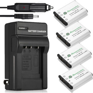 NP-45-NP-45A-Battery-Charger-For-Fujifilm-FinePix-XP70-XP60-XP10-J40-T550-T500