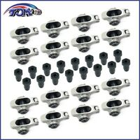 Small Block Chevy Stainless Steel Full Roller Rocker Arms 1.5 Ratio 7/16
