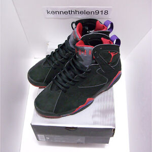huge selection of 26329 0540d Image is loading NEW-2002-NIKE-AIR-JORDAN-7-VII-RETRO-