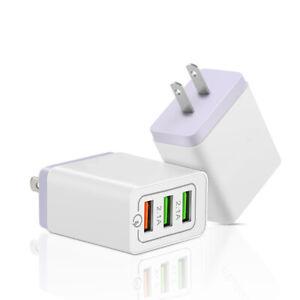 Fj-Universale-Cellulare-3-Porte-QC3-0-Adattatore-Del-Caricatore-per-IPHONE