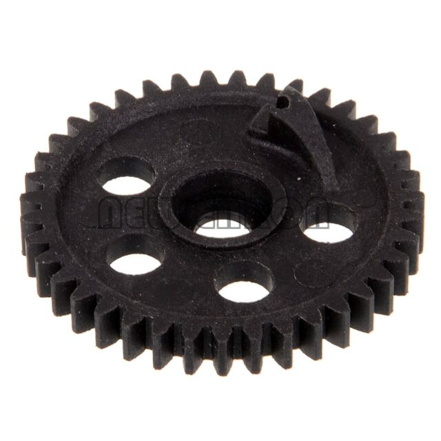 RC 02041 Plastic Diff Main Gear Fit HSP 1:10 Nitro On-Road Car 39T