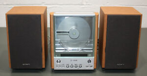 Image Is Loading Sony Compact Shelf Bookcase Stereo System CMT EX1