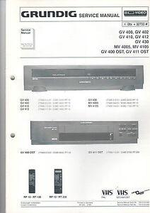 Grundig-Service-Anleitung-Manual-GV-400-402-410-412-430-MV-4005-4105-B447