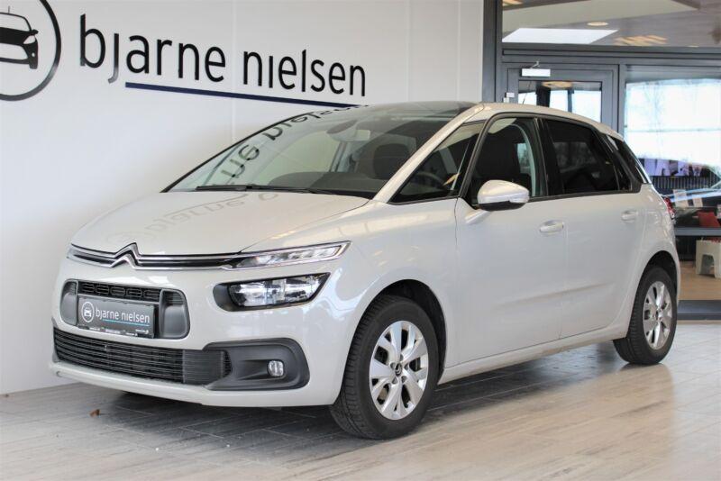 Citroën C4 SpaceTourer 1,6 BlueHDi 120 Iconic