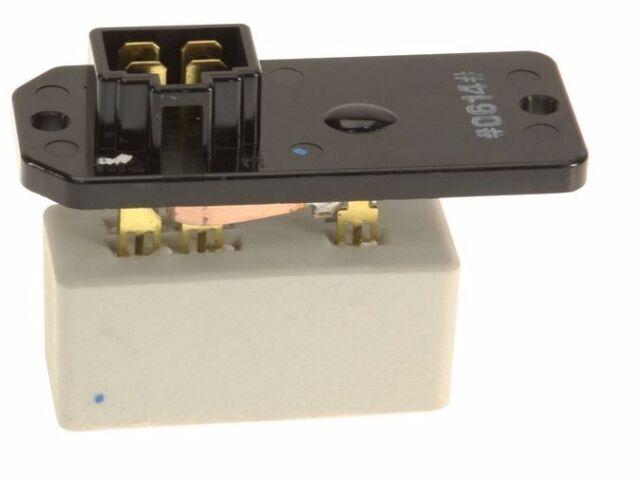 HVAC Blower Motor Resistor Metrix fits 91-92 Toyota Pickup T100 87138-35030