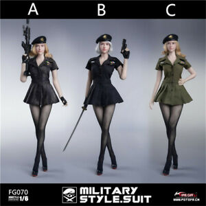 Fire-Girl-Toys-1-6-FG070-Us-army-style-seamless-tights-set-for-12-034-Hot-Toys-body