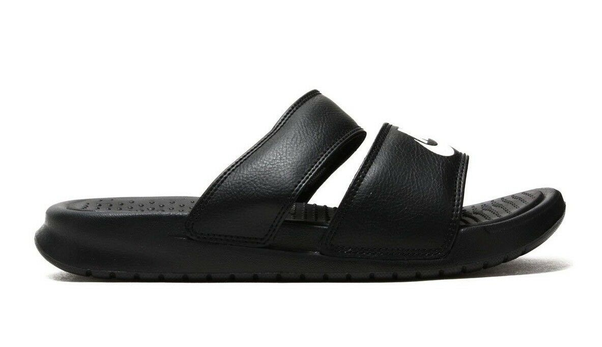 Nike Women's BENASSI DUO ULTRA SLIDE Black 819717-010 c c 819717-010 931ec8