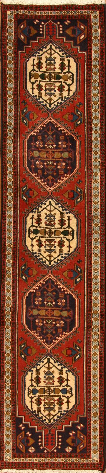 Orientteppich Echter Handgeknüpfter Läufer  (292 x 65)cm NEU  Perserteppich 3639
