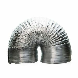 Grow-Pro-Aluminum-Ducting-12-Inch-x-25-Feet-Air-Ventilation-Clamps-Included