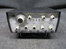 Wavetek 20 Mhz Amfmpm Signal Generator Model 148a Tested Amp Working