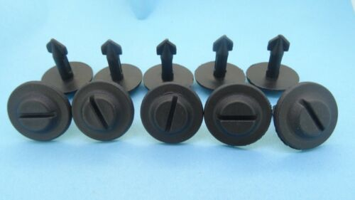 FIAT ENGINE SPLASH GUARD TRAY WHEEL ARCH COVER CLAMPS CLIPS