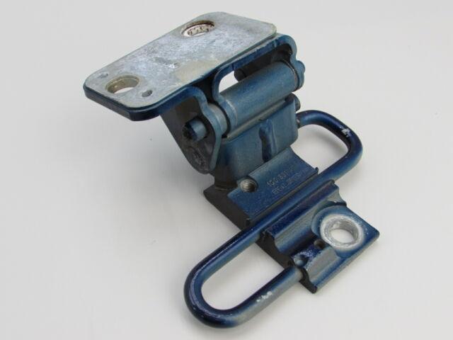 1Q0831411A Door Hinge Left LD5Q Blue VW EOS Golf 6 Cabriolet Orig