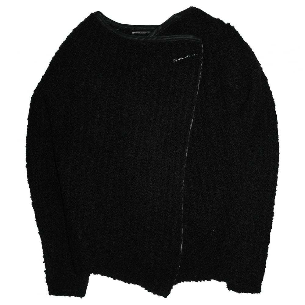 Maison Scotch cykelr Knit bildigan