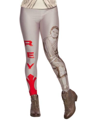 Star Wars Rey Adult Womens Character Leggings Yoga Pants-One Size