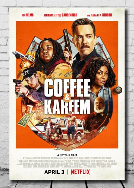 New Coffee & Kareem Movie 2020 Silk Print 24x36 27x40 ...