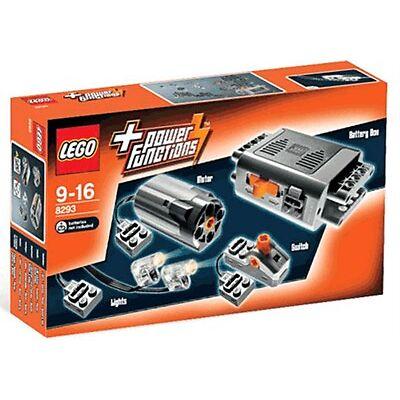 NEW LEGO 8293  Power Functions Motor Set from Mr Toys Toyworld