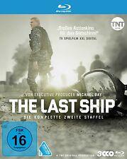 ERIC/MITRA,RHONDA/BALDWIN,ADAM DANE - THE LAST SHIP-STAFFEL 2   BLU-RAY NEU