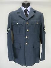 ROYAL AIR FORCE LADIES SLACKS BLUE No.2 DRESS UNIFORM TROUSERS RAF-REVIVAL,W/&P