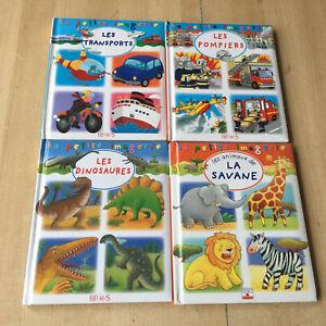 Details Sur Lot 4 Livres La Petite Imagerie Fleurus