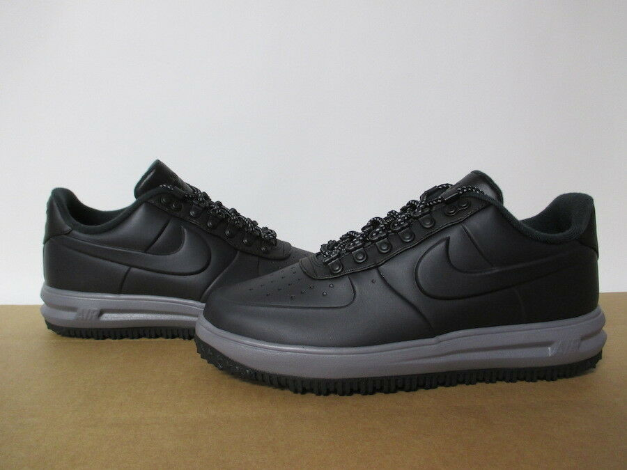 NIKE LF1 DUCKbota LUNAR FORCE 1 aceite bajo gris AIR NEGRO 8-13