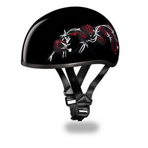 Freedom Helmet NEW D6-FR Daytona D.O.T 2XL