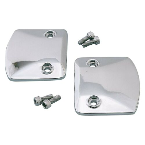 Chrome Cam End Cover Set 1988-2000 Honda Goldwing GL1500//6 2-286 Show Chrome