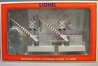 Lionel O Auto Crossing Gate (2) - 14098 Toys