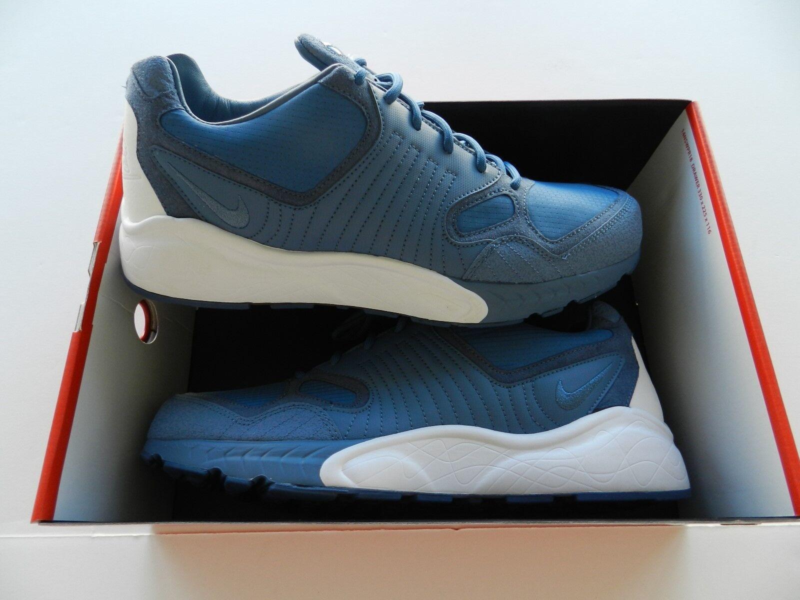 NIKE Men's AIR ZOOM TALARIA '16 Athletic shoes 844695 400 bluee White sz 10.5
