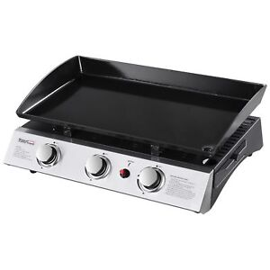Royal Gourmet PD1300 Portable 3burner Propane Gas Grill Griddle | eBay