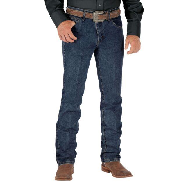 00deb105 WRANGLER 36MCVDS Performance Cool Vantage™ Cowboy Cut® Slim Fit J® No Tax  Sell