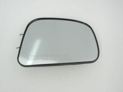 Nissan Versa 2008-2010 right side passenger door mirror glass RH OEM