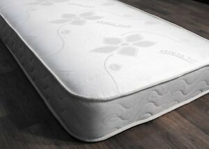 2FT6-SHORTY-MARSEILLE-MEMORY-FOAM-SPRUNG-MATTRESS-STRESS-FREE-QUILTED-FABRIC