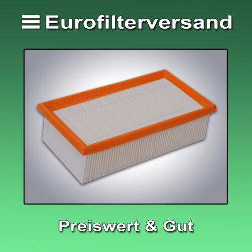 Filtros para Kärcher K 3500 e 3500 e filtro de aire filtro de pliegues elemento de filtro