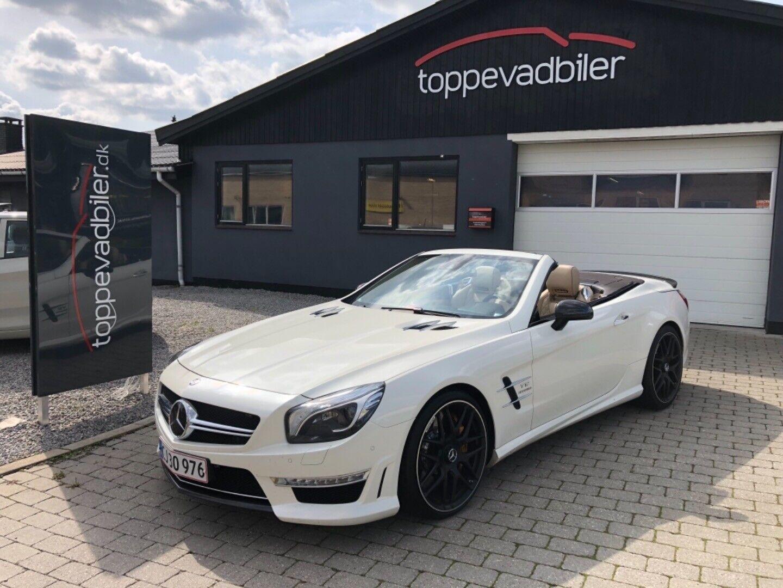 Mercedes SL65 6,0 AMG aut. 2d - 5.995 kr.